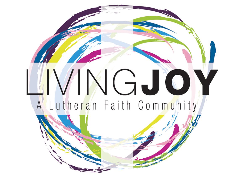 Living Joy Lutheran Church Logo Design