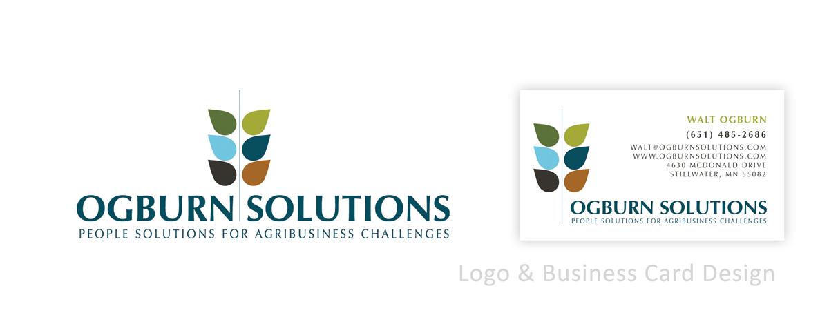 Business Card Design Stillwater Minnesota