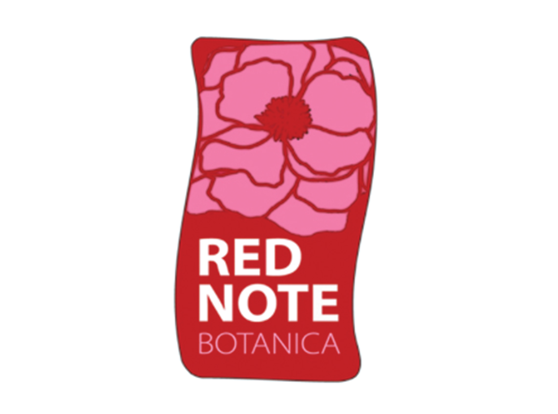 Red Note Botanica Logo