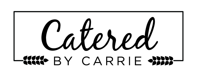 Catered By Carrie Logo